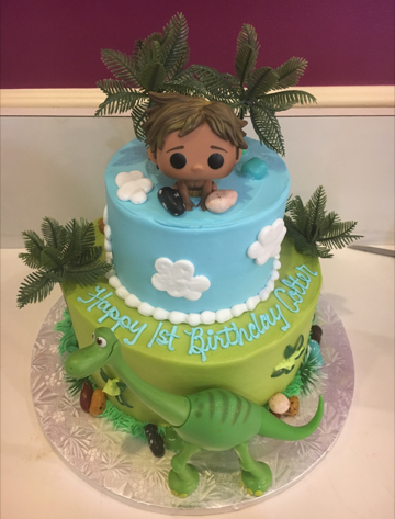 Cake 101